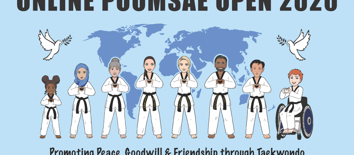 2nd Lents Taekwondo Worldwide Sports Online Poomsae Open 2020