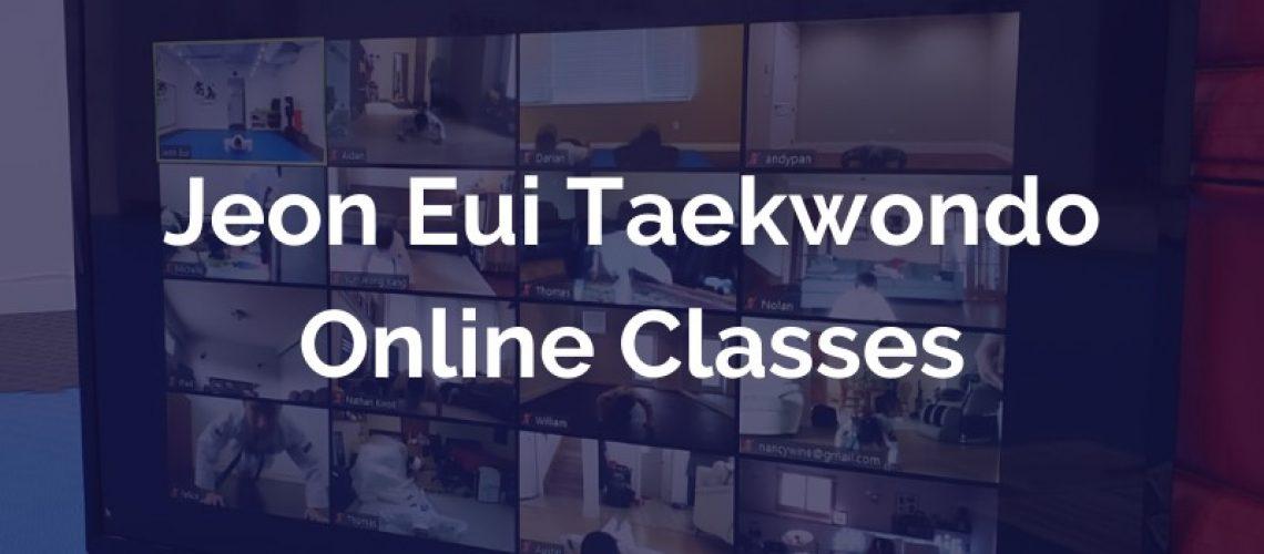 JE Online Class